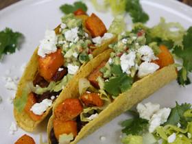 Tacos-with-Re-fried-Black-Beans-Roast-Bu