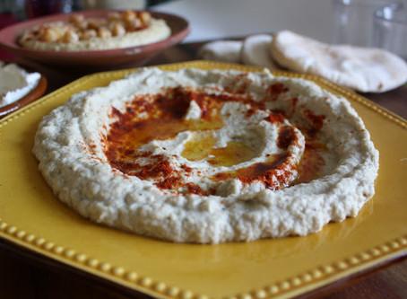 Baba Ganoush or Moutabal