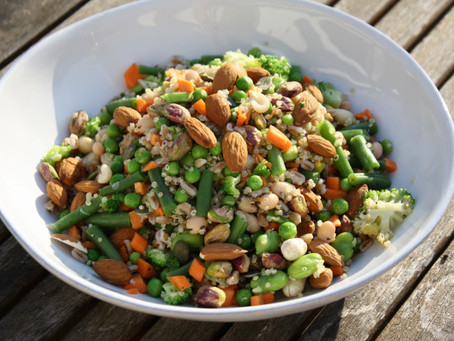 Nutty Superfood Salad