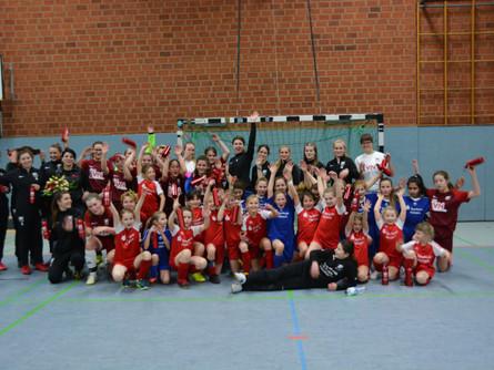 TSV Bargteheide Girls Cup 23.02.2019 - Jubiläumsturnier