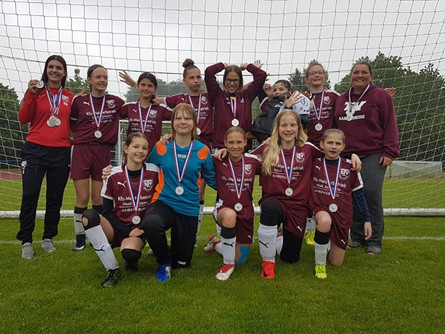 Vize-Landesmeisterinnen 2019