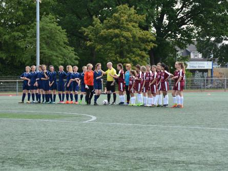 D- und B-Juniorinnen werden Vize-Pokalsiegerinnen im Kreis Stormarn