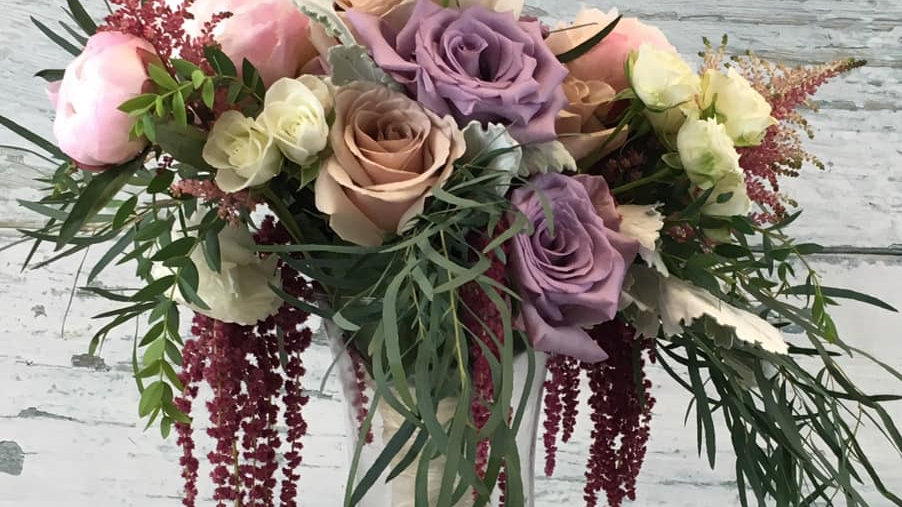 Loose Hand-tied Bouquet