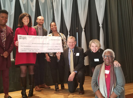 ACT Named Nonprofit Partner of the Year