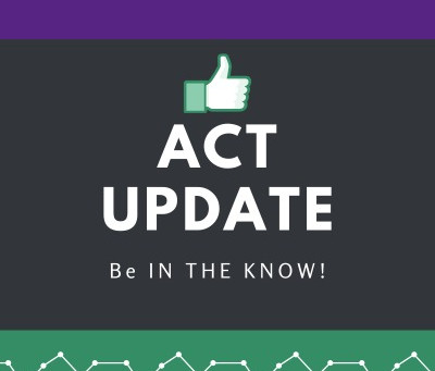 ACT Update: Food Security, Education Access, Unemployment, & Future Meetings