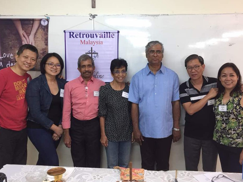 Making History - Retrouvaille Malaysia