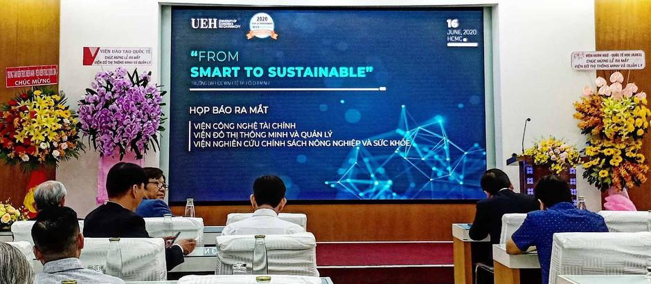 University of Economics HCMC Introduces 3 New Institutes - Trường ĐH Kinh tế TPHCM ra mắt 3 viện mới