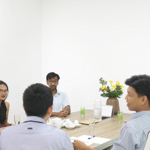 HAPRI & KOI Capital Partnership Meeting - HAPRI và Quĩ đầu tư Koi Capital Trao đổi về Cơ hội Hợp tác