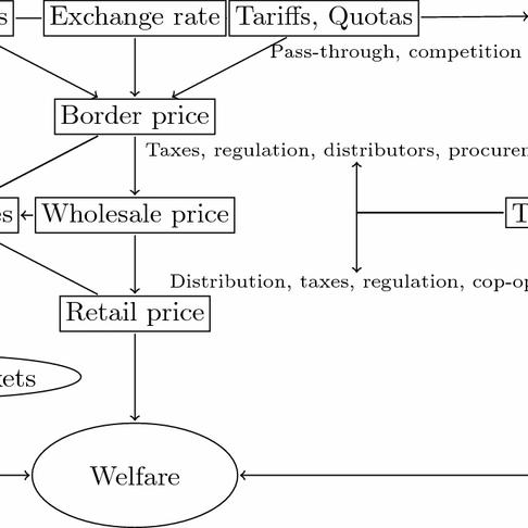 Impact of Trade Liberalization on Household Welfare