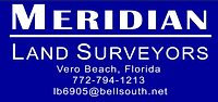 Meridian Land Surveyors in Vero Beach, Florida