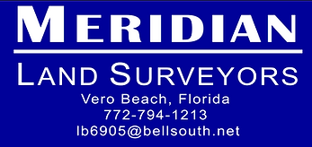 Meridian Land Surveyors in Vero Beach, Florida