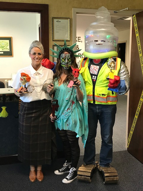 Happy Halloween from Our Office to Yours!