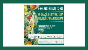 Participação no Congresso Frutos 2020