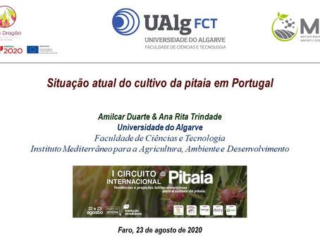 Participação no I CIRCUITO INTERNACIONAL DA PITAIA
