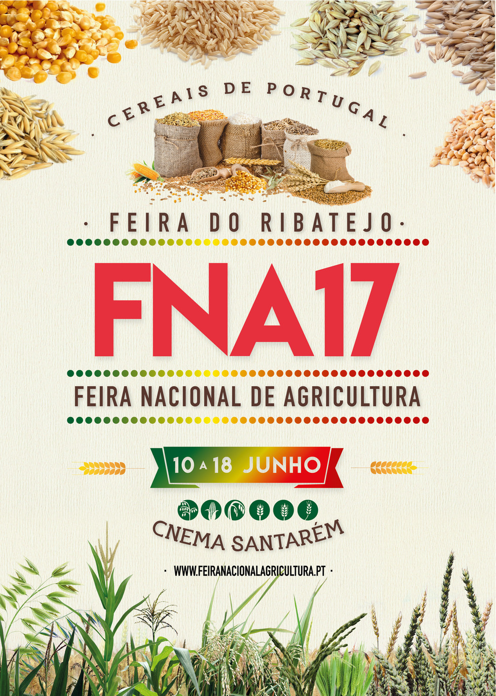 Cartaz FNA 2017