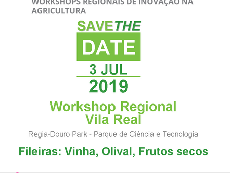 AGRO INOVAÇÃO 2019 - Save the date
