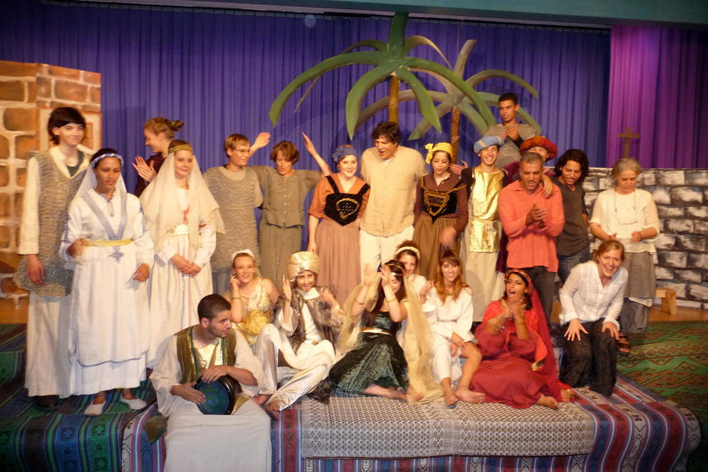 Coexistence Theatre Play