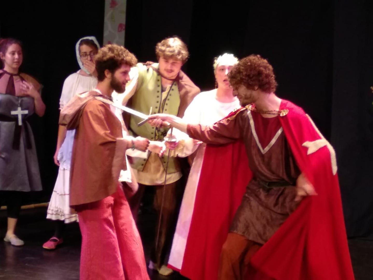 Project Ten's 'Robin Hood'