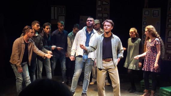 Midrasha - Cohort Two's 'West-side story'