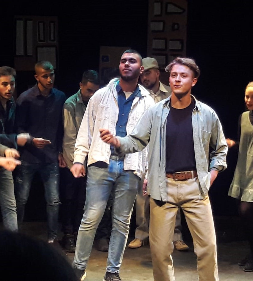 Cohort Two's 'West-side Story'