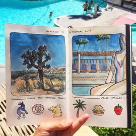 Palm Springs, 2018