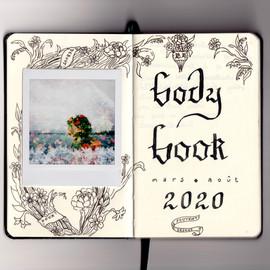 body book, mars-août 2020