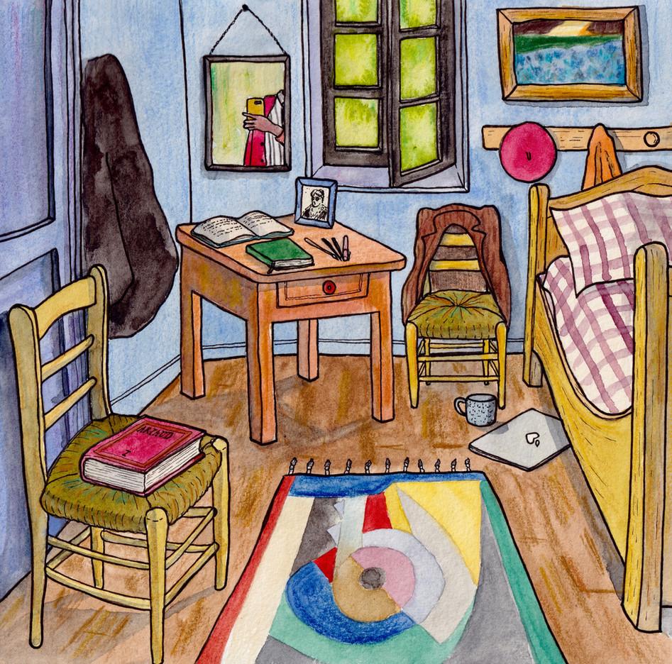 Chez Vincent, Chambre n°37