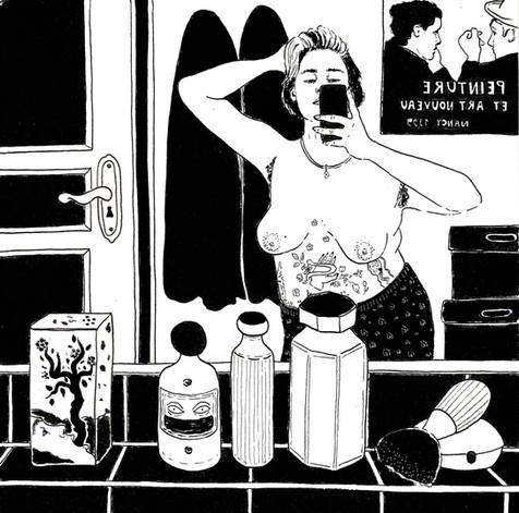 salle de bains, 2020