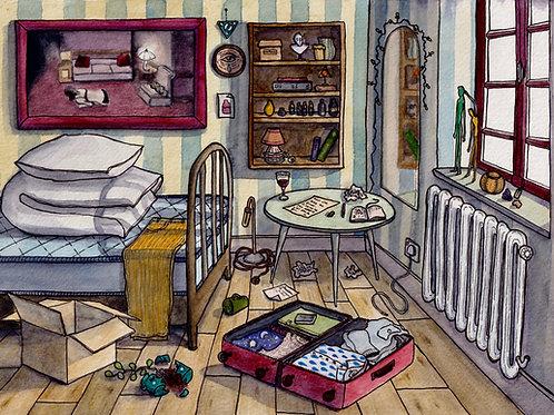 Tirage - Chambre n°31