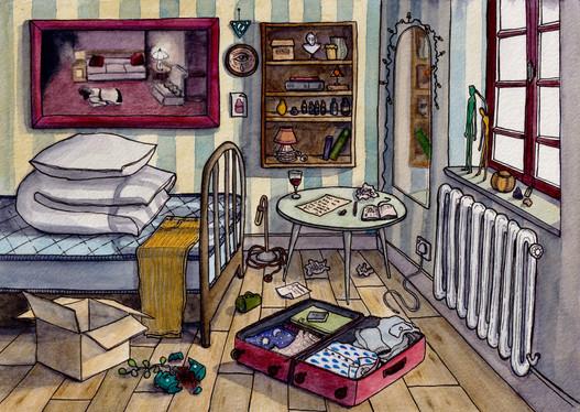 Après l'orage, Chambre n°31