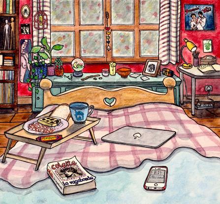 English Breakfast, Chambre n°32