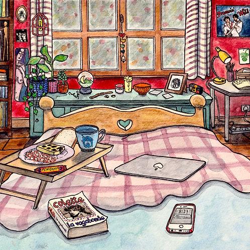 Tirage - Chambre n°32