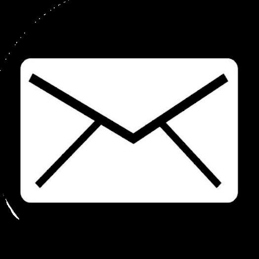 Mail logo bucato 3