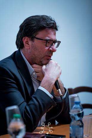 Incontro con Giancarlo Giorgetti