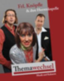 Frl. Knöpfle & ihr Herrenkapelle - Themawechsel