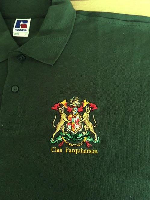 Clan Farquharson Polo Shirt