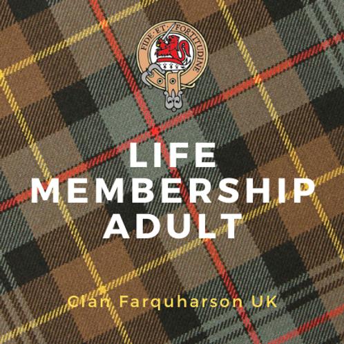 Life Membership Adult
