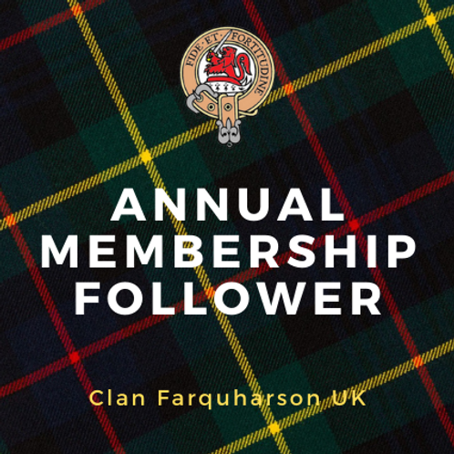 Annual Membership Follower