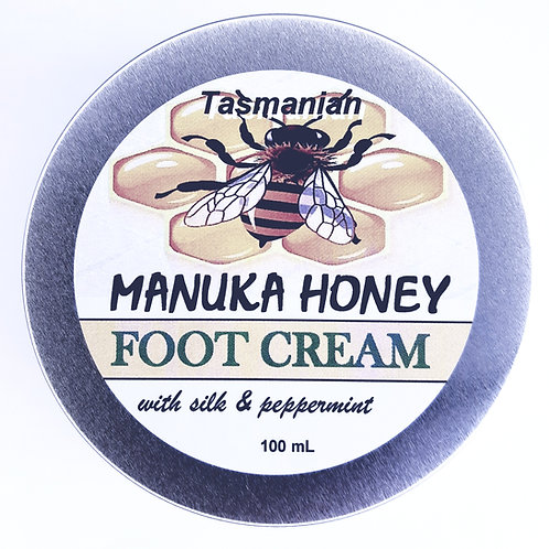 Manuka Foot Cream 100ml