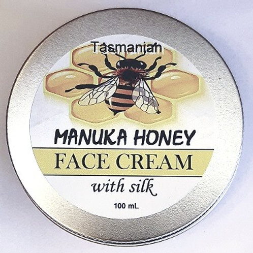 Manuka Face Cream 100ml