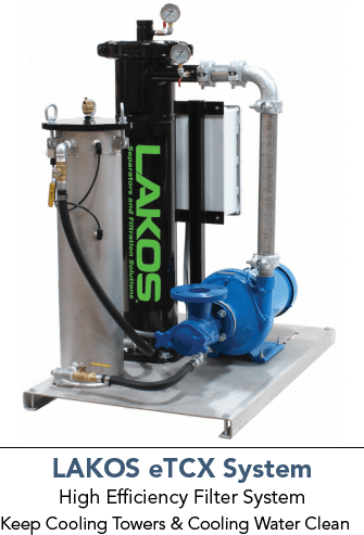 LAKOS Basin Cleaning System