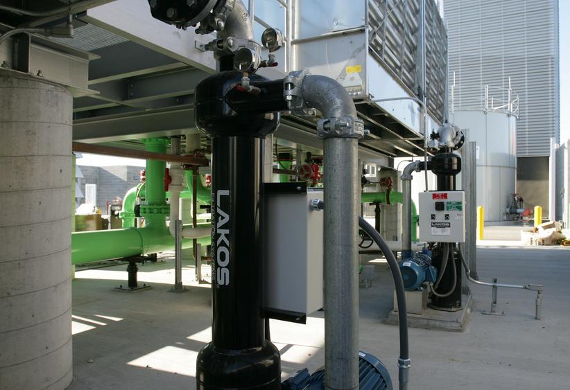 LAKOS Installation
