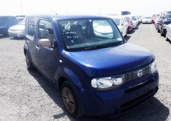 2015 NISSAN CUBE 15X 80TH SPECIAL COLOR LIMITED EDITION