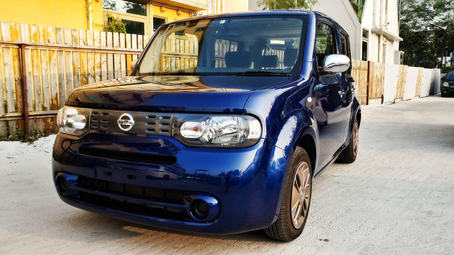2015 NISSAN CUBE Z12 FACELIFT 1.5 AT