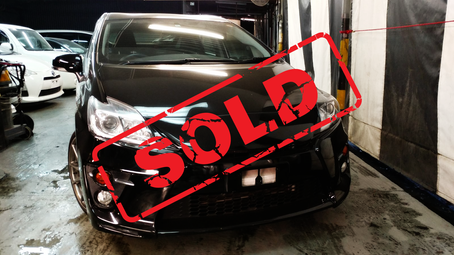 SOLD (2012 TOYOTA PRIUS G'S HYBRID BLK)