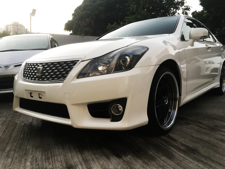 2012 TOYOTA CROWN ATHLETE 2.5 AT