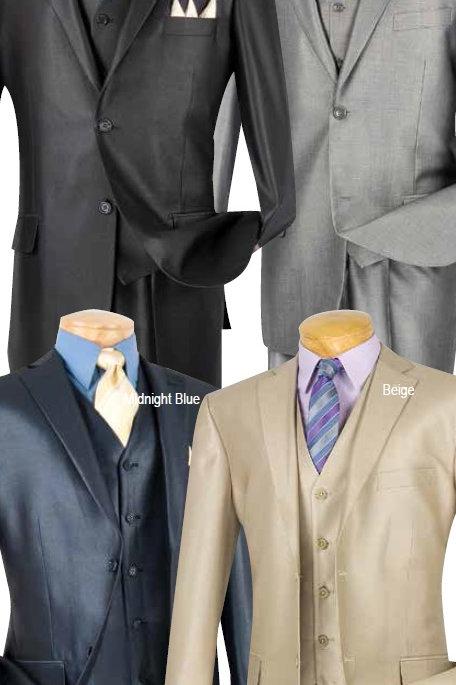 V2RR-1 3 piece suits shark suit