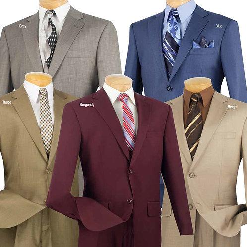 2 LK-1 wool feel 2 button suit