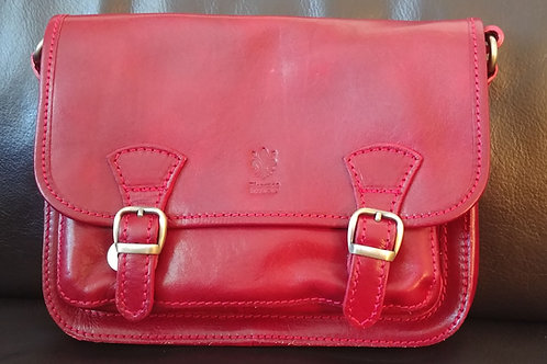italian nappa lamb skin leather purse