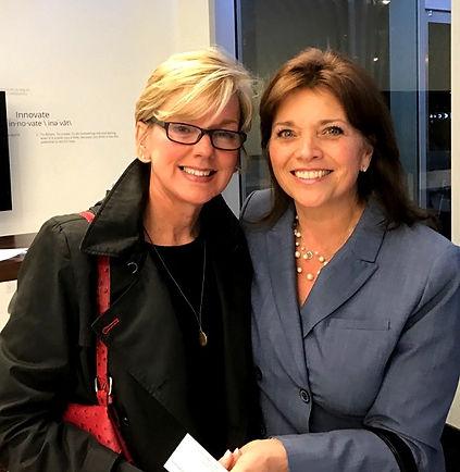 Jennifer Granholm U.S. Department of Energy & Carol Ann Wentworth